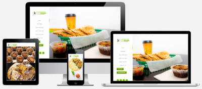 Muddaddy Flats Quesadillary Website Design
